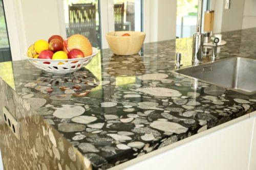 natursteinküchenplatte